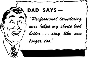 Dad Says