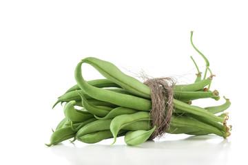 Marktfrisches Gemüse: Bohnen