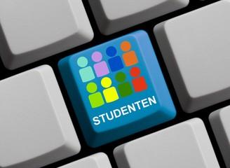 Studenten online