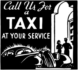 Call Us For A Taxi 3