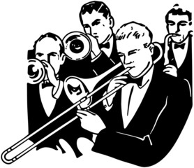 Big Band Horn Section
