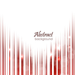 Abstract vector background with glossy lines