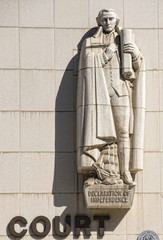 los angeles superior court detail