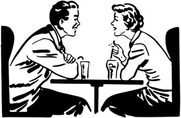 A Date Over Sodas
