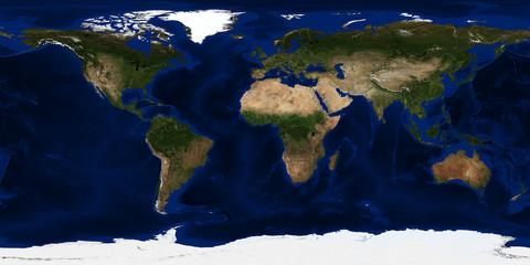 Earth - Day & Borders