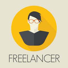 Freelance symbol