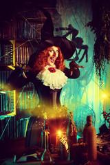 wizard woman