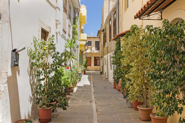 old Mediterranean architecture