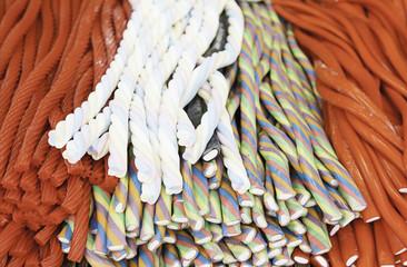 Licorice colors