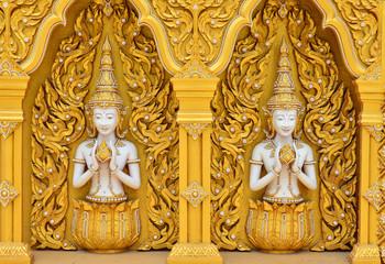 Buddhism gods