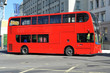 Red London Bus - 69683800