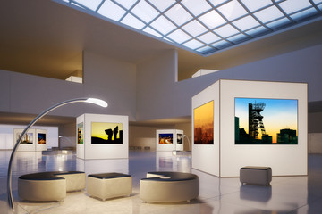 Photography Exhibition Hall