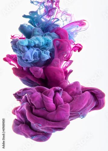 Leinwandbild Motiv color dop