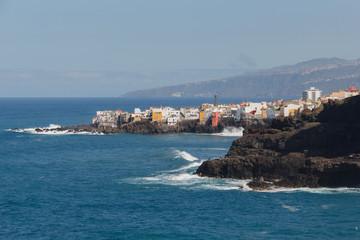 Punta Brava, Puerto de la Cruz, Teneriffa, Spanien