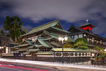 Matsuyama, Japan at Dogo Onsen