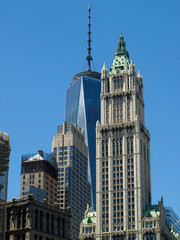 New York City Downtown- 1 World Trade Center -Freedom Tower-117