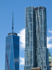 New York City Downtown- 1 World Trade Center -Freedom Tower-114