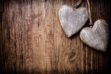 Vintage heart.