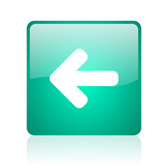left arrow internet icon