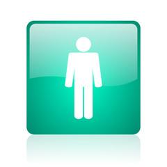 male internet icon
