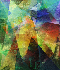 malerei graphik abstrakt