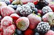 frozen berries - 69692271