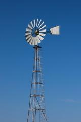 Old wind pump - Pompa a vento