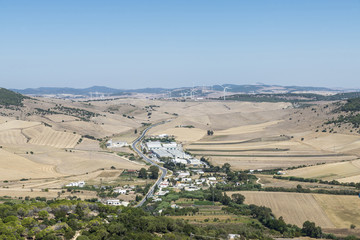 Andalusian landscape, Spain