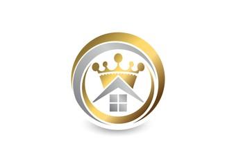 real estate king solution logo