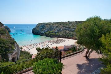 Cala En Porter Beach, Menorca, Spain