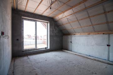 Ремонт комнаты в загородном доме