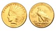 USA 10 Dollars Gold Coin - 69700640