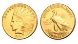 USA 10 Dollars Gold Coin