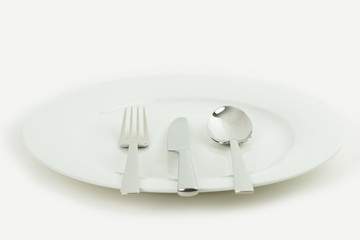 Cutlery and crockery