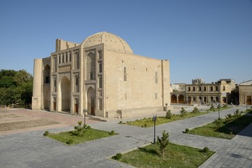 Bukhara, Uzbekistan. Located on the Silk Road.