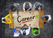 Multiethnic People Discussing About Career