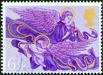 Angels with Harp and Lute (United Kingdom 1975)