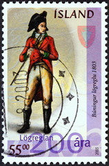 Policeman, 1803 (Iceland 2003)