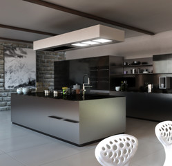 Kitchen Project (focus)
