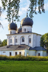 Cathedral of the Nativity of our Lady, Veliky Novgorod