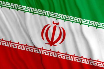 Iranian persian flag