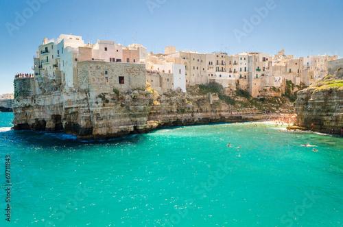 Foto op Canvas Mediterraans Europa Puglia, Polignano a Mare