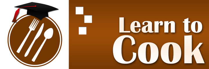 Learn To Cook Banner