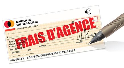 frais d'agence - loi ALUR