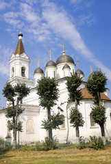 White Trinity Church, oldest building Russia