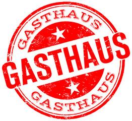 gasthaus stamp