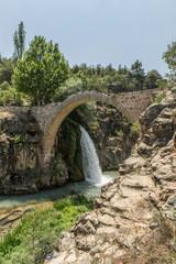 clandras bridge ,Usak Turkey
