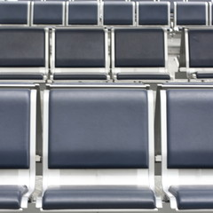 airport seats row