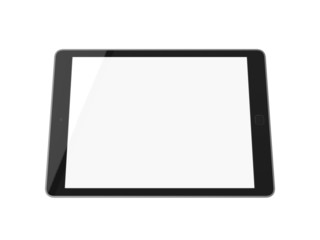Tablet Computer Blank Screen