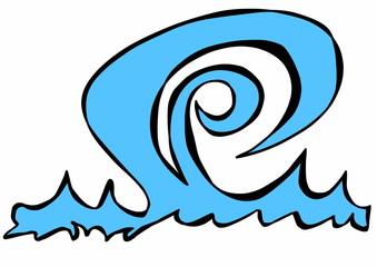 doodle tsunami